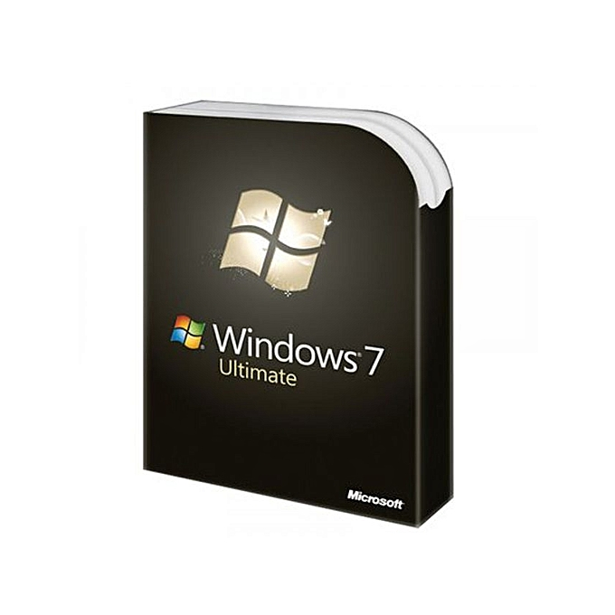 Microsoft Windows 7 Ultimate Product Key With DVD (32/64 ...